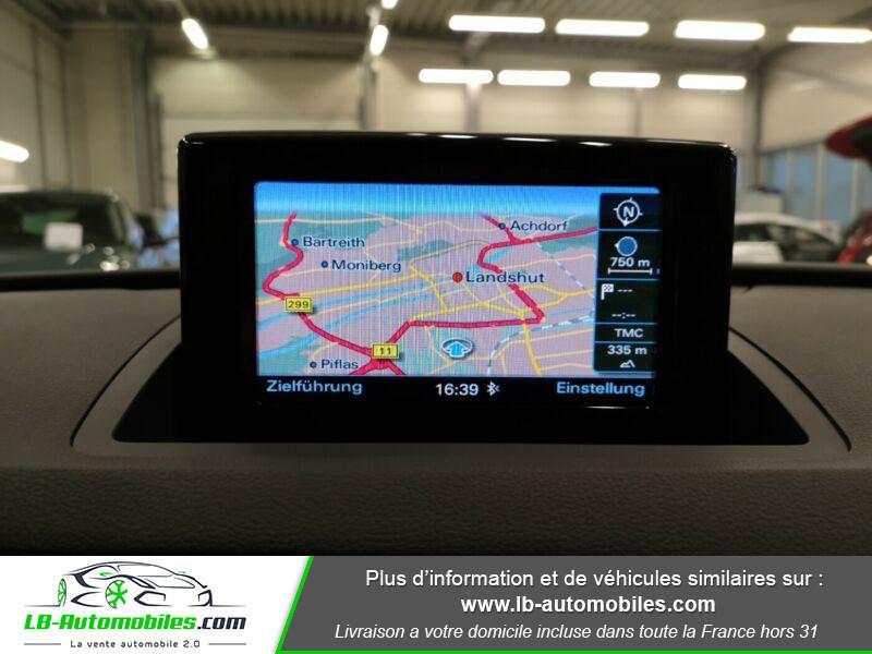 Audi Q3 2.0 TDI 150 S TRONIC Blanc occasion à Beaupuy - photo n°6