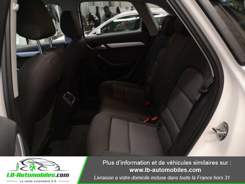 Audi Q3 2.0 TDI 150 S TRONIC Blanc occasion à Beaupuy - photo n°5