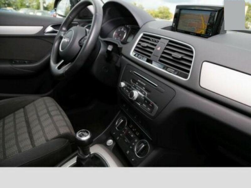 Audi Q3 2.0 TDI 150 Noir occasion à Beaupuy - photo n°7