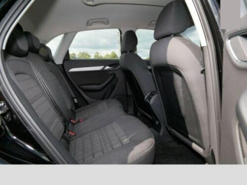 Audi Q3 2.0 TDI 150 Noir occasion à Beaupuy - photo n°5