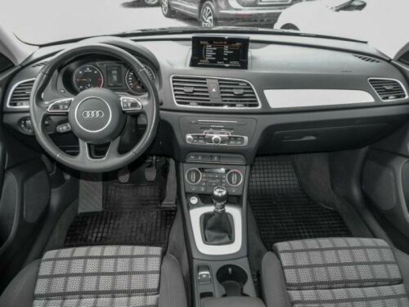 Audi Q3 2.0 TDI 150 Noir occasion à Beaupuy - photo n°2