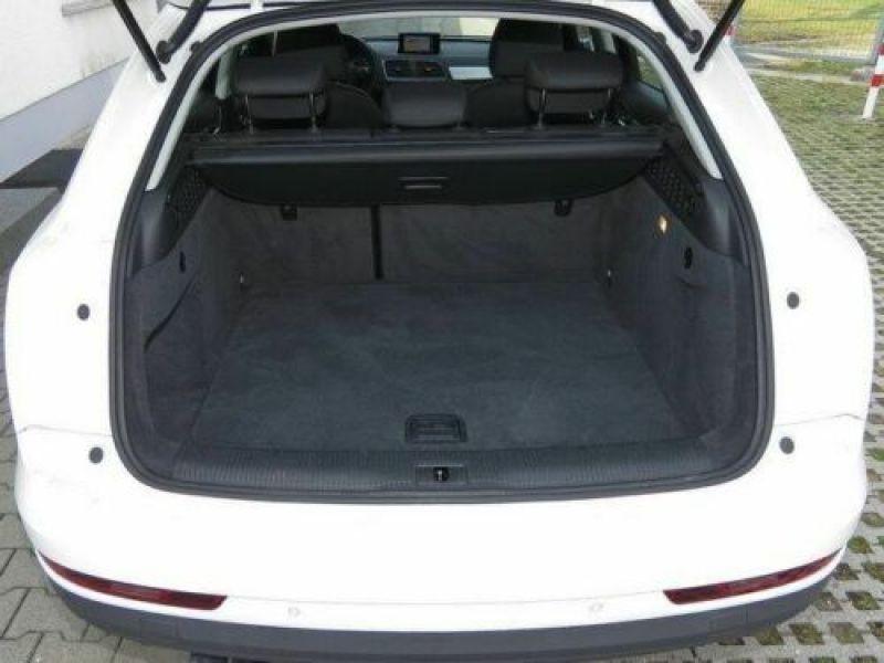 Audi Q3 2.0 TDI 150 Blanc occasion à Beaupuy - photo n°9