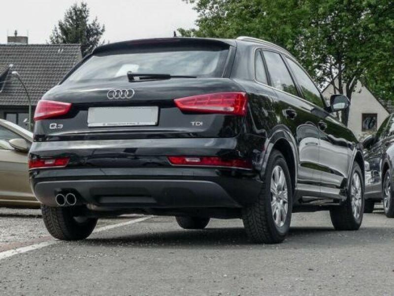 Audi Q3 2.0 TDI 150 Noir occasion à Beaupuy - photo n°3