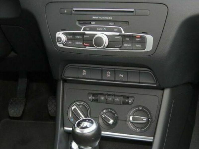 Audi Q3 2.0 TDI 150 Blanc occasion à Beaupuy - photo n°7