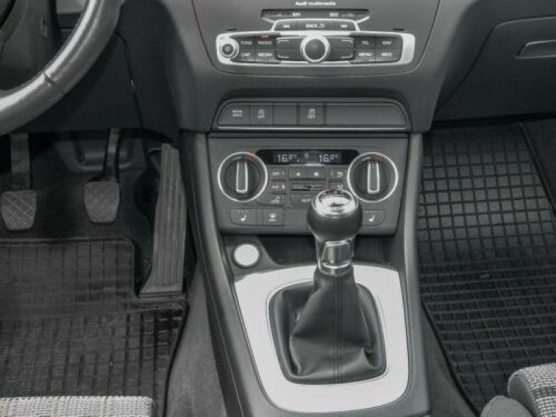 Audi Q3 2.0 TDI 150 Noir occasion à Beaupuy - photo n°8