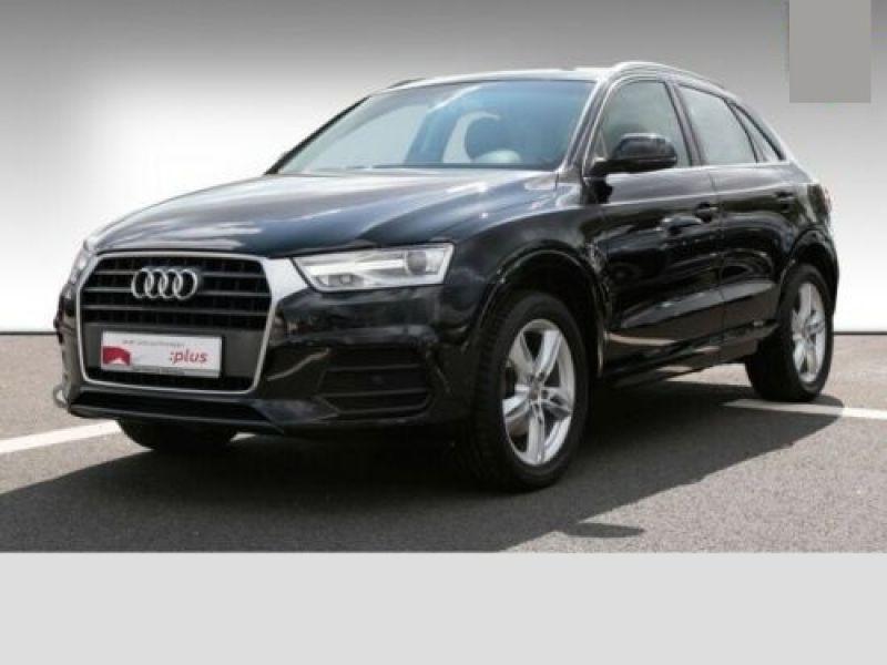 Audi Q3 2.0 TDI 150 Noir occasion à Beaupuy
