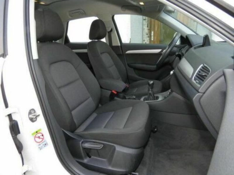 Audi Q3 2.0 TDI 150 Blanc occasion à Beaupuy - photo n°4