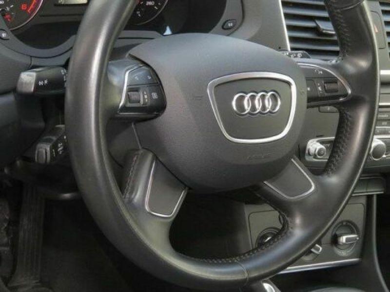Audi Q3 2.0 TDI 150 Blanc occasion à Beaupuy - photo n°8