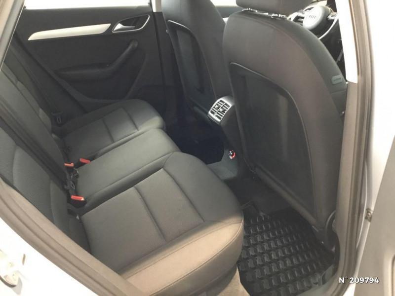 Audi Q3 2.0 TDI 150ch Ambition Luxe quattro S tronic 7 Gris occasion à Péronne - photo n°6