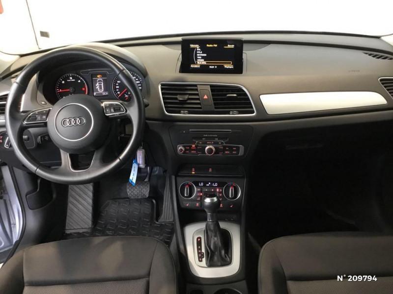 Audi Q3 2.0 TDI 150ch Ambition Luxe quattro S tronic 7 Gris occasion à Péronne - photo n°4