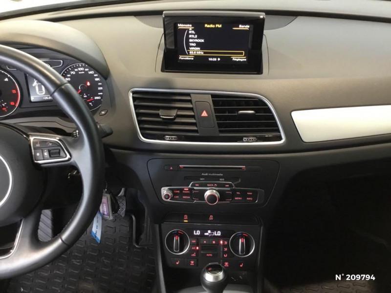 Audi Q3 2.0 TDI 150ch Ambition Luxe quattro S tronic 7 Gris occasion à Péronne - photo n°10