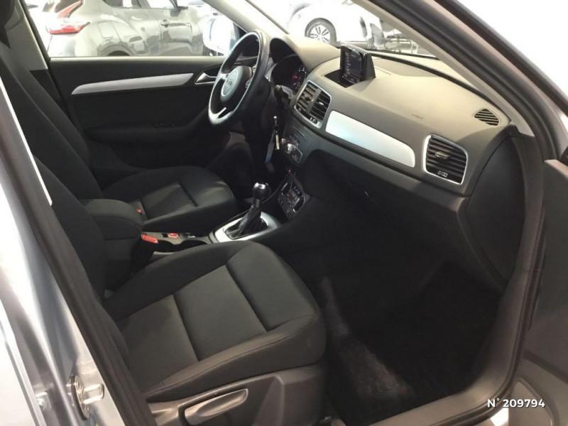 Audi Q3 2.0 TDI 150ch Ambition Luxe quattro S tronic 7 Gris occasion à Péronne - photo n°5