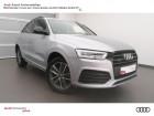 Audi Q3 2.0 TDI 150ch Midnight Series quattro S tronic 7 Argent à Brest 29