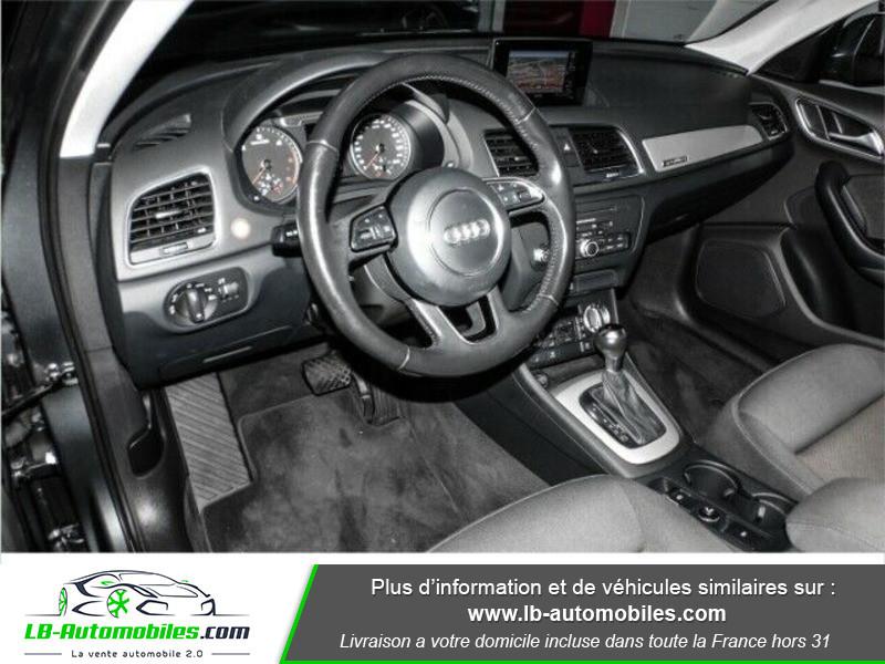Audi Q3 2.0 TDI 177 ch Quattro S tronic 7 Gris occasion à Beaupuy - photo n°10