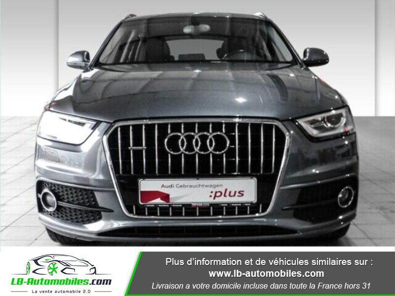 Audi Q3 2.0 TDI 177 ch Quattro S tronic 7 Gris occasion à Beaupuy - photo n°4