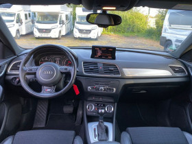 Audi Q3 2.0 TDI 177ch S line quattro S tronic 7 Gris occasion à Castelmaurou - photo n°6