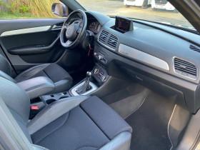 Audi Q3 2.0 TDI 177ch S line quattro S tronic 7 Gris occasion à Castelmaurou - photo n°4