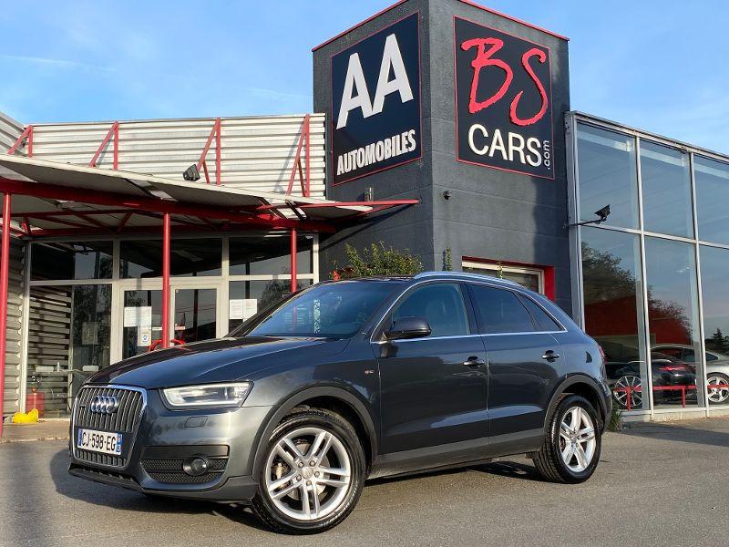 Audi Q3 occasion 2012 mise en vente à Castelmaurou par le garage BS CARS.COM - photo n°1