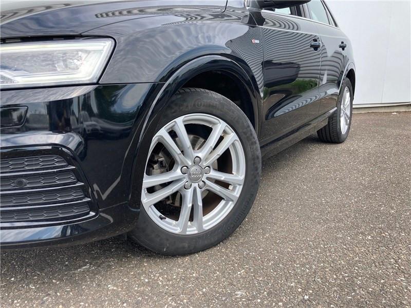 Audi Q3 2.0 TDI 184 CH S TRONIC 7 QUATTRO S line Noir occasion à MERIGNAC - photo n°18