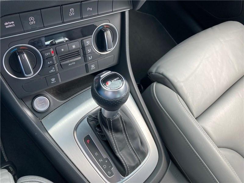 Audi Q3 2.0 TDI 184 CH S TRONIC 7 QUATTRO S line Noir occasion à MERIGNAC - photo n°12