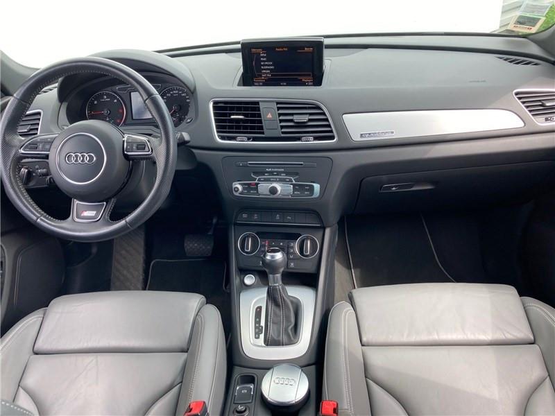 Audi Q3 2.0 TDI 184 CH S TRONIC 7 QUATTRO S line Noir occasion à MERIGNAC - photo n°11