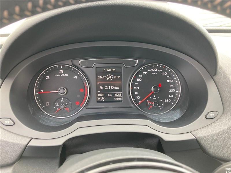 Audi Q3 2.0 TDI 184 CH S TRONIC 7 QUATTRO S line Noir occasion à MERIGNAC - photo n°14