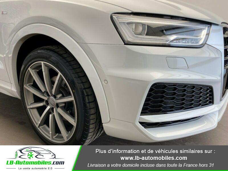 Audi Q3 2.0 TDI 184 ch S tronic 7 Quattro Blanc occasion à Beaupuy - photo n°7