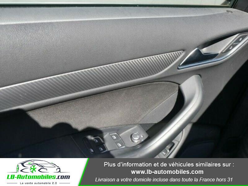 Audi Q3 2.0 TDI 184 ch S tronic 7 Quattro Noir occasion à Beaupuy - photo n°8
