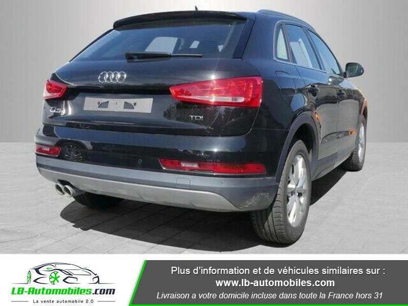 Audi Q3 2.0 TDI 184 ch S tronic 7 Quattro Noir occasion à Beaupuy - photo n°3