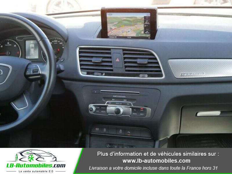 Audi Q3 2.0 TDI 184 ch S tronic 7 Quattro Noir occasion à Beaupuy - photo n°6