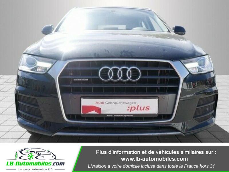 Audi Q3 2.0 TDI 184 ch S tronic 7 Quattro Noir occasion à Beaupuy - photo n°10