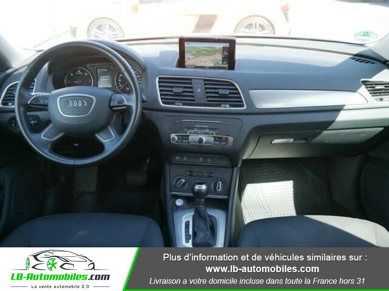 Audi Q3 2.0 TDI 184 ch S tronic 7 Quattro Noir occasion à Beaupuy - photo n°2