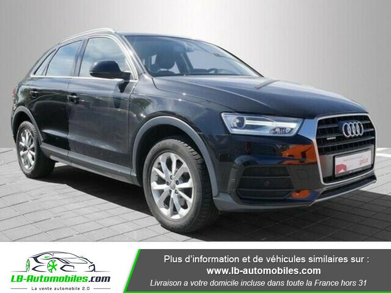 Audi Q3 2.0 TDI 184 ch S tronic 7 Quattro Noir occasion à Beaupuy