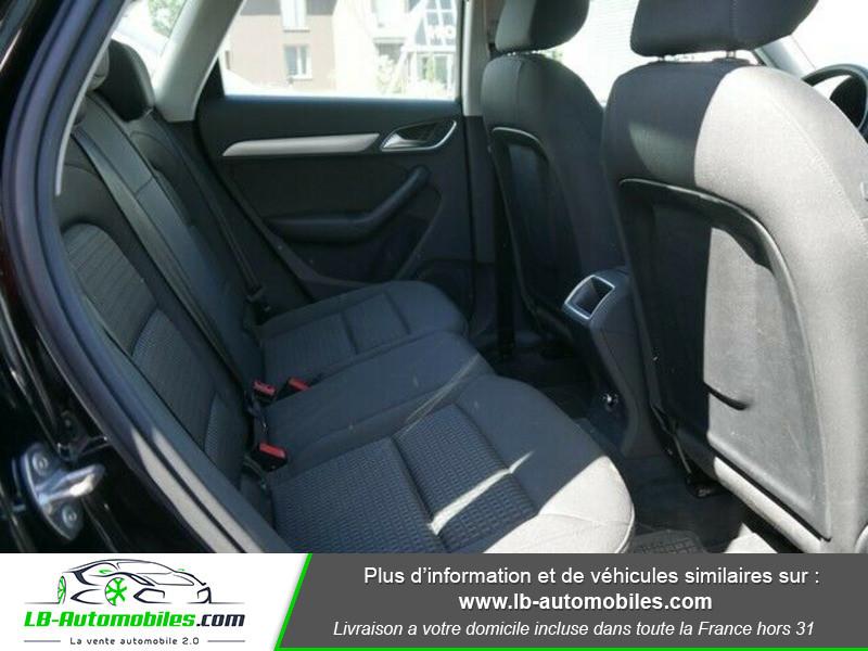 Audi Q3 2.0 TDI 184 ch S tronic 7 Quattro Noir occasion à Beaupuy - photo n°5