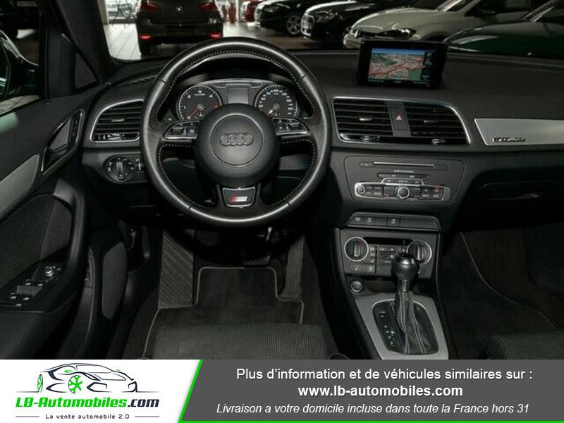Audi Q3 2.0 TDI 184 ch S tronic 7 Quattro Gris occasion à Beaupuy - photo n°2