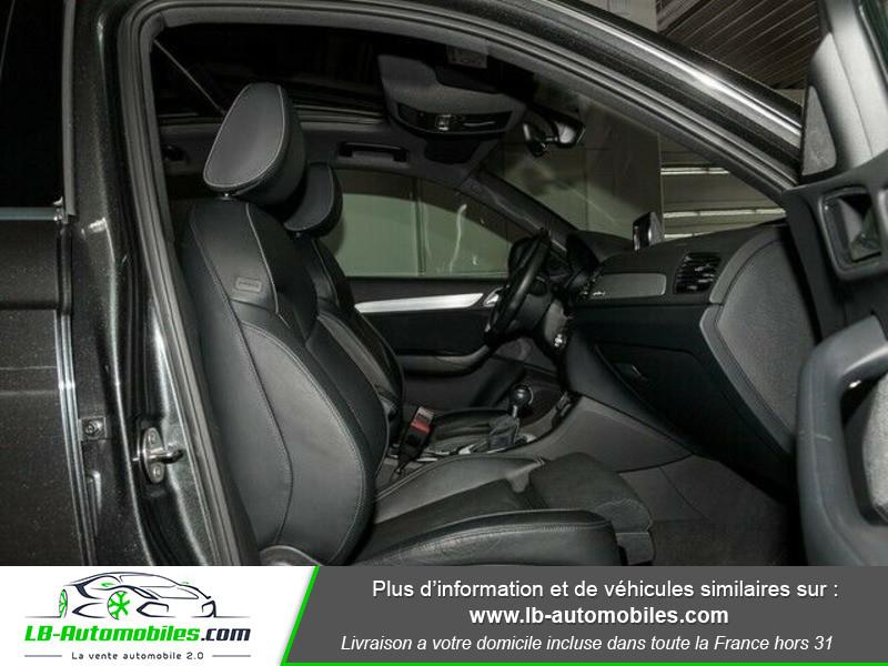 Audi Q3 2.0 TDI 184 ch S tronic 7 Quattro Gris occasion à Beaupuy - photo n°4