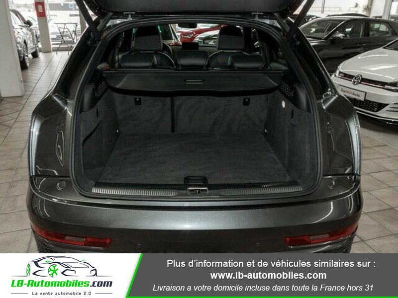 Audi Q3 2.0 TDI 184 ch S tronic 7 Quattro Gris occasion à Beaupuy - photo n°12