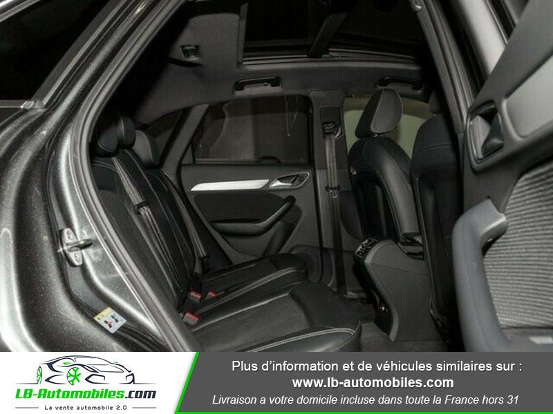 Audi Q3 2.0 TDI 184 ch S tronic 7 Quattro Gris occasion à Beaupuy - photo n°5