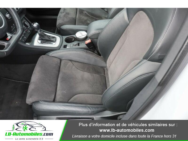 Audi Q3 2.0 TDI 184 ch S tronic 7 / S-Line / Quattro Blanc occasion à Beaupuy - photo n°4
