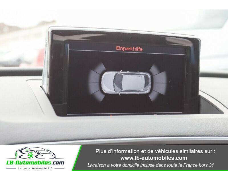Audi Q3 2.0 TDI 184 ch S tronic 7 / S-Line / Quattro Blanc occasion à Beaupuy - photo n°9