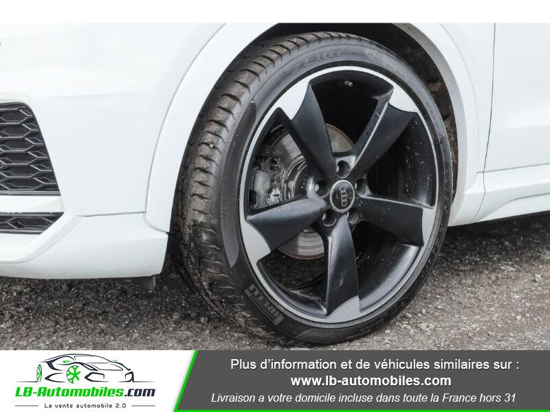 Audi Q3 2.0 TDI 184 ch S tronic 7 / S-Line / Quattro Blanc occasion à Beaupuy - photo n°15