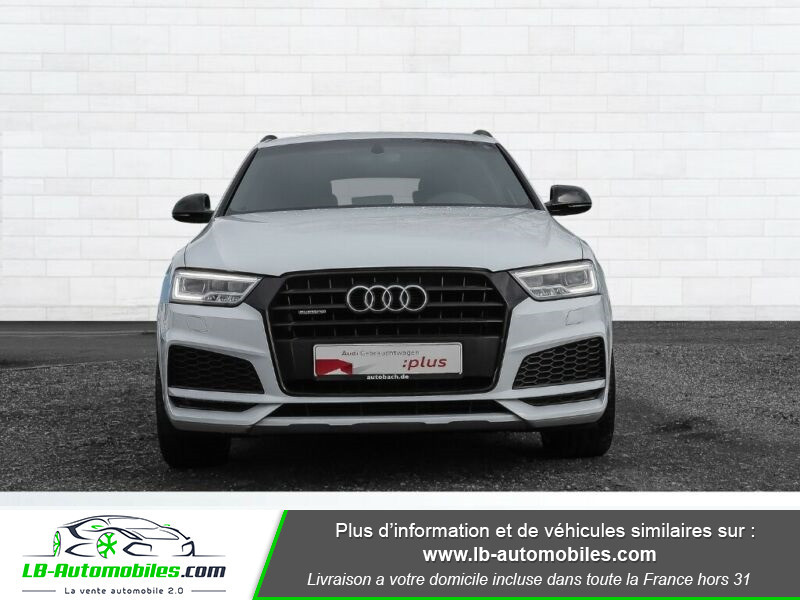 Audi Q3 2.0 TDI 184 ch S tronic 7 / S-Line / Quattro Blanc occasion à Beaupuy - photo n°11