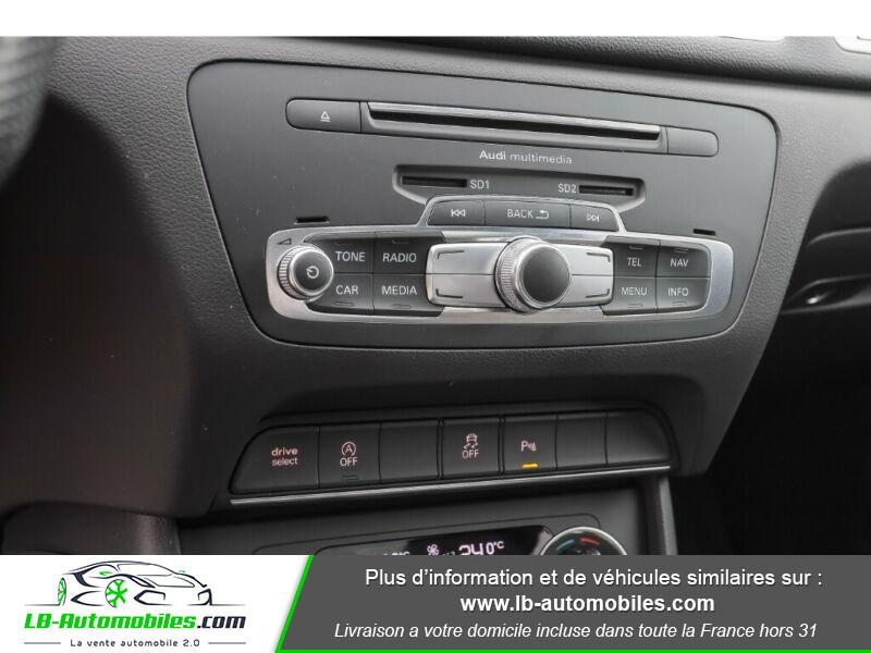 Audi Q3 2.0 TDI 184 ch S tronic 7 / S-Line / Quattro Blanc occasion à Beaupuy - photo n°8