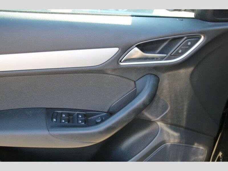 Audi Q3 2.0 TDI Quattro 150 Noir occasion à Beaupuy - photo n°8