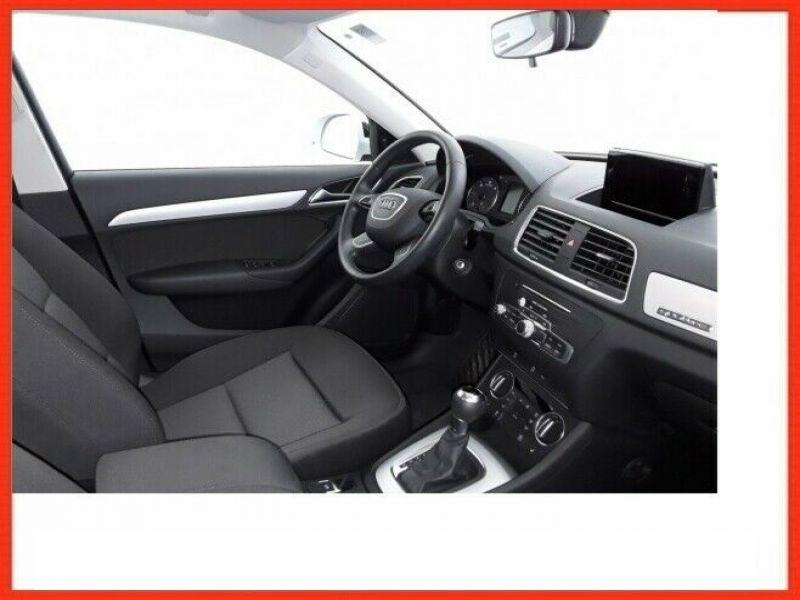 Audi Q3 2.0 TDI Quattro 150 Blanc occasion à Beaupuy - photo n°4