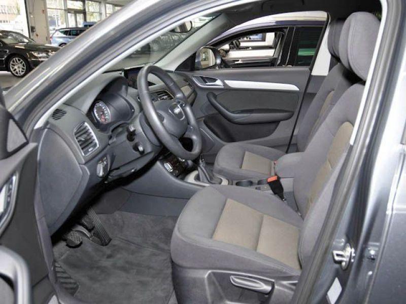 Audi Q3 2.0 TDI Quattro 177 Gris occasion à Beaupuy - photo n°4