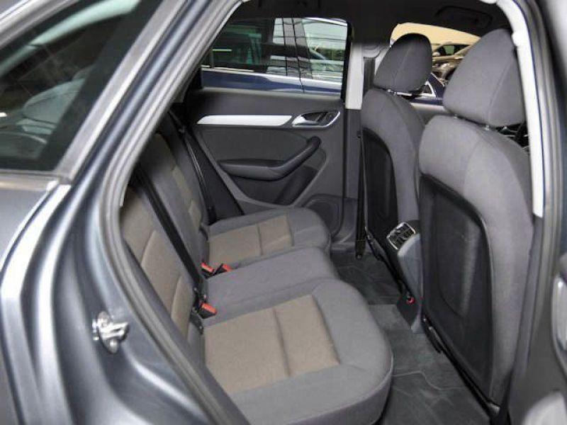 Audi Q3 2.0 TDI Quattro 177 Gris occasion à Beaupuy - photo n°6