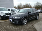 Audi Q3 2.0 TDI Quattro 177 Noir à Beaupuy 31