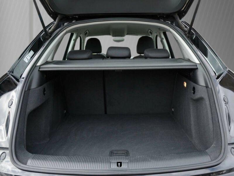 Audi Q3 2.0 TFSI 170 Quattro Noir occasion à Beaupuy - photo n°9