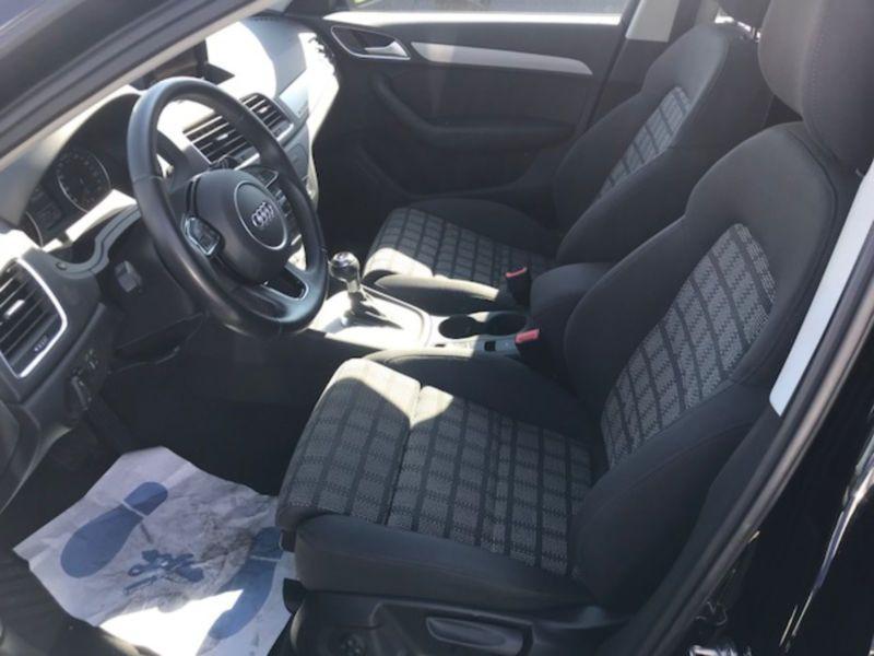 Audi Q3 2.0 TFSI 170 Quattro Noir occasion à Beaupuy - photo n°2